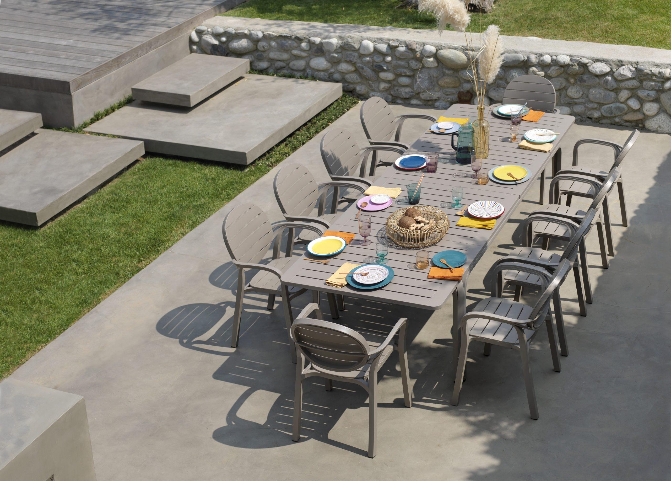 Tavoli E Sedie Da Esterno Genco Outdoor